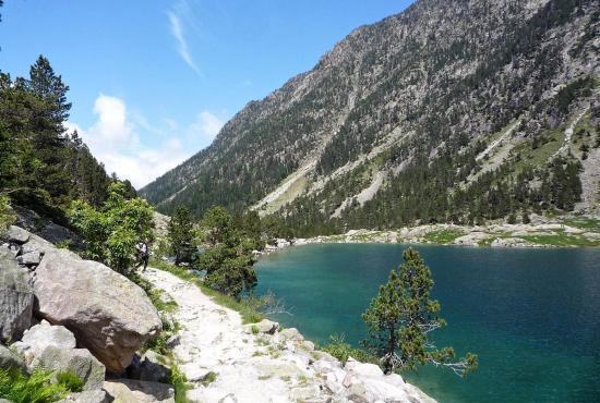 Location de vacances en Lestelle-Bétharram, Aquitaine - Lac de Gaube