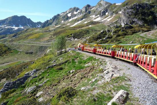 Location de vacances en Lestelle-Bétharram, Aquitaine - Petit train d'Artouste
