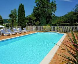 Holiday house in Lestelle-Bétharram with pool, in Aquitaine.