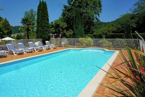 Location de vacances en Lestelle-Bétharram, Aquitaine - Piscine à 200 m