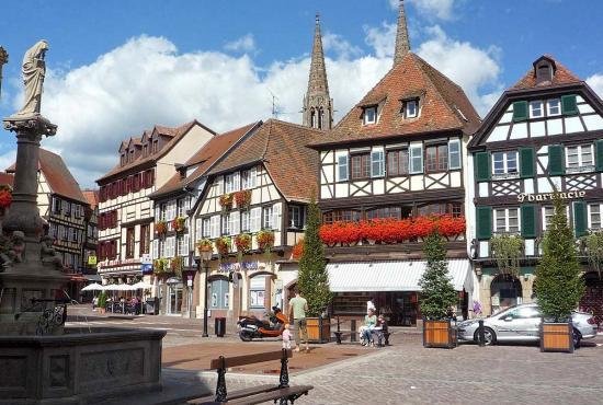 Ferienhaus in  Nothalten, Elsaß - Obernai