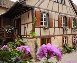 Location de vacances à Bergheim, Alsace.