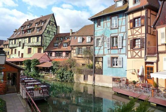 Holiday house in Bergheim, Alsace - Colmar