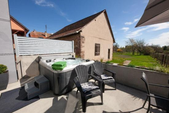 Holiday house in Bergheim, Alsace -
