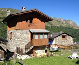 Casa vacanze in Praranger, in Alpes.