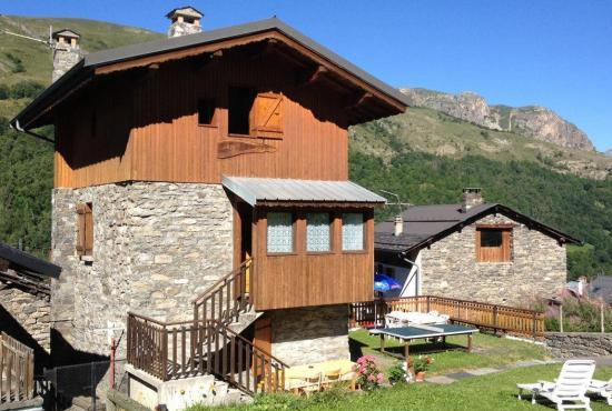 Holiday house in Praranger, Alpes -
