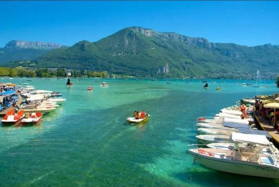 Holiday house in Frontenex, Alpes - Annecy Lake