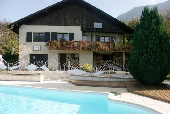 Holiday house in Frontenex, Alpes -