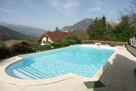 Holiday house in Frontenex, Alpes - Private pool