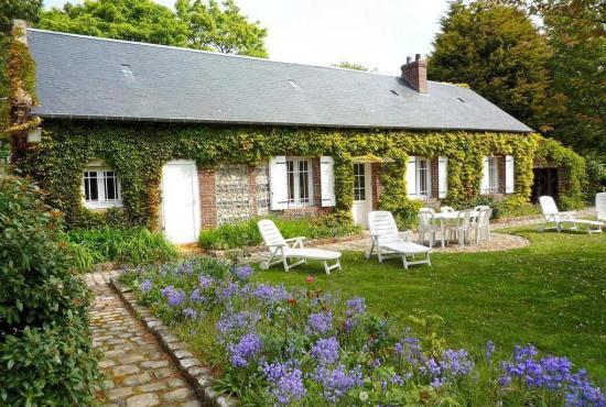 Ferienhaus in  Saint-Jouin-Bruneval, Normandie -