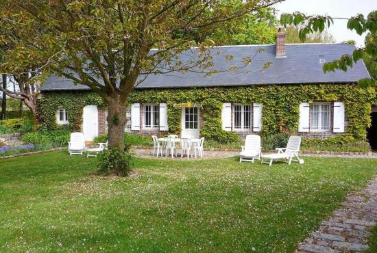 Holiday house in Saint-Jouin-Bruneval, Normandy -