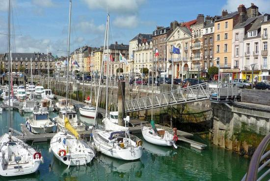 Holiday house in Saint-Aubin-sur-Mer, Normandy - Dieppe