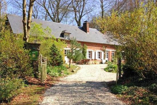 Ferienhaus in  Sassetot-le-Mauconduit, Normandie -