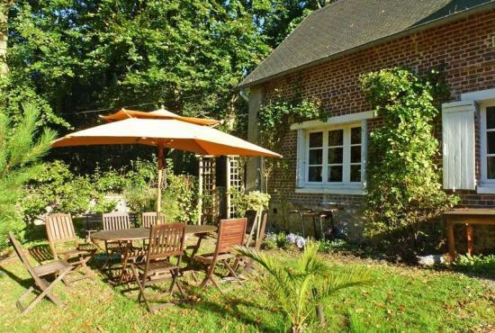 Holiday house in Sassetot-le-Mauconduit, Normandy -