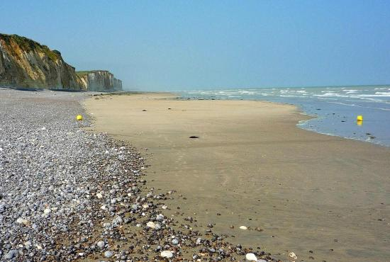 Holiday house in Quiberville-sur-Mer, Normandy - Quiberville-sur-Mer