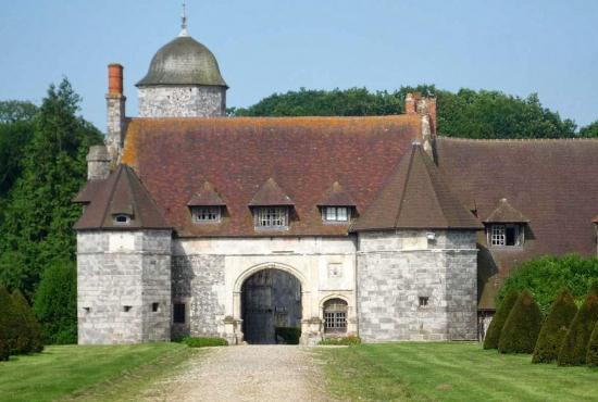 Casa vacanza in Varengeville-sur-Mer, Normandie - Manoir d'Ango
