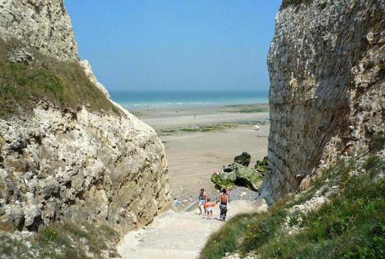Casa vacanza in Varengeville-sur-Mer, Normandie - Spiaggia 600 m