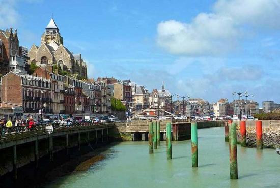 Location de vacances en Bailleul-Neuville, Normandie - Le Tréport