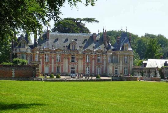 Location de vacances en Bailleul-Neuville, Normandie - Château de Miromesnil