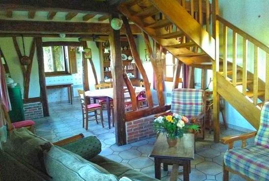 Vakantiehuis in Bailleul-Neuville, Normandië -