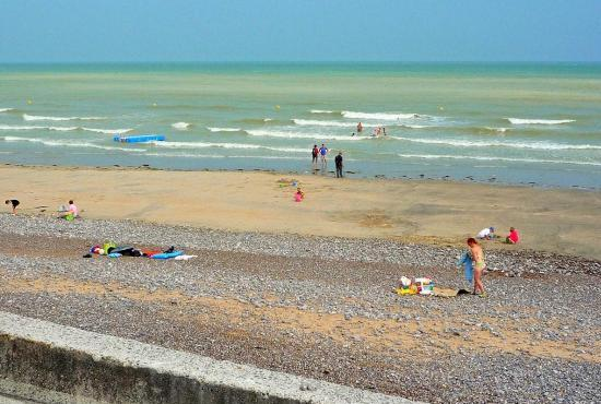 Holiday house in Luneray, Normandy - Saint-Aubin-sur-Mer
