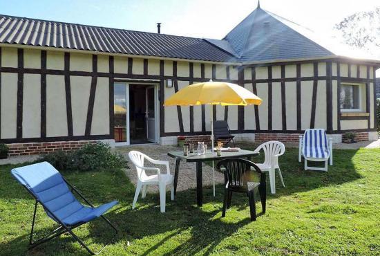 Vakantiehuis in Eletot, Normandië -