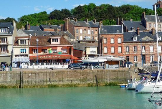 Holiday house in Vinnemerville, Normandy - Saint-Valery-en-Caux