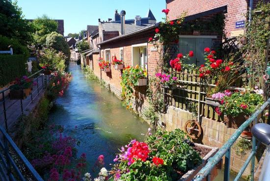 Holiday house in Vinnemerville, Normandy - Veules-les-Roses