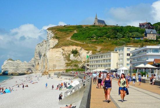 Holiday house in Saint-Martin-aux-Buneaux, Normandy - Etretat