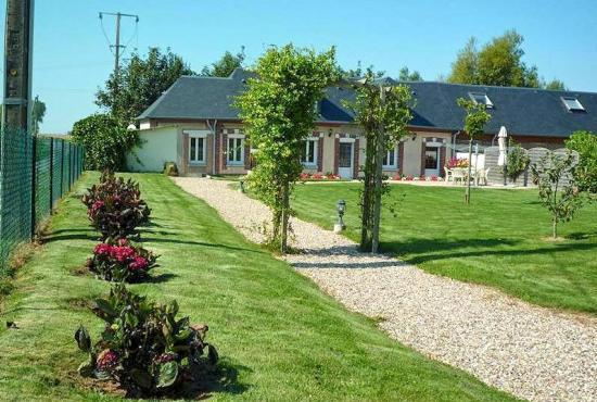 Holiday house in Saint-Martin-aux-Buneaux, Normandy -