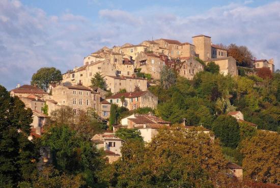 Vakantiehuis in Cahuzac-sur-Vère, Midi-Pyrénées - Cordes-sur-Ciel