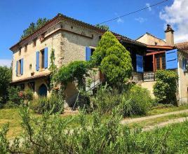 Casa vacanze in Le Riols, in Midi-Pyrénées.