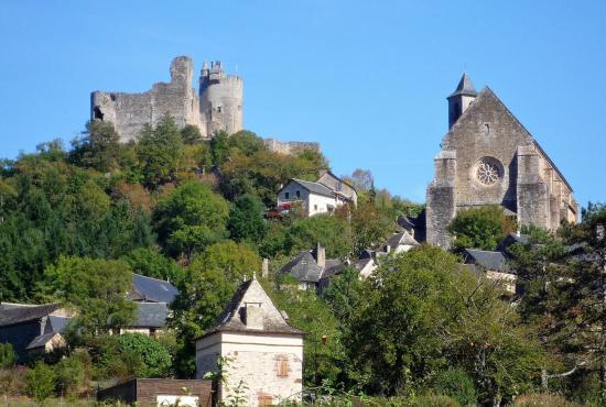 Location de vacances en Cahuzac-sur-Vère, Midi-Pyrénées - Najac
