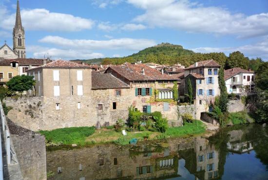 Ferienhaus in  Cahuzac-sur-Vère, Midi-Pyrénées - Saint-Antonin-Noble-Val