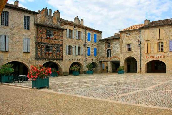 Vakantiehuis in Fauroux, Dordogne-Limousin - Lauzerte