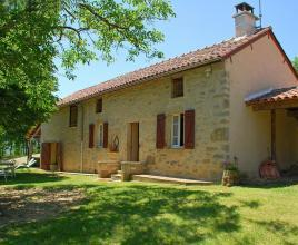 Holiday house in Féneyrols, in Dordogne-Limousin.