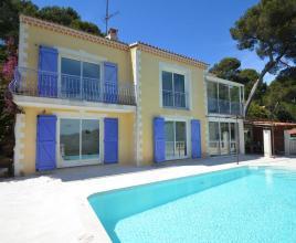Vakantiehuis in Hyères met zwembad, in Provence-Côte d'Azur.