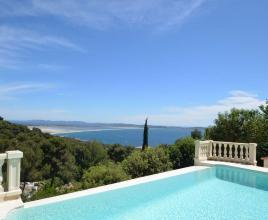 Holiday house in Hyères with pool, in Provence-Côte d'Azur.