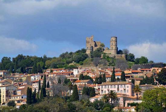 Ferienhaus in  Ramatuelle, Provence-Côte d'Azur - Grimaud