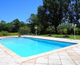 Holiday house in Ramatuelle with pool, in Provence-Côte d'Azur.