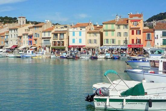Holiday house in Saint-Cyr-sur-Mer, Provence-Côte d'Azur - Cassis