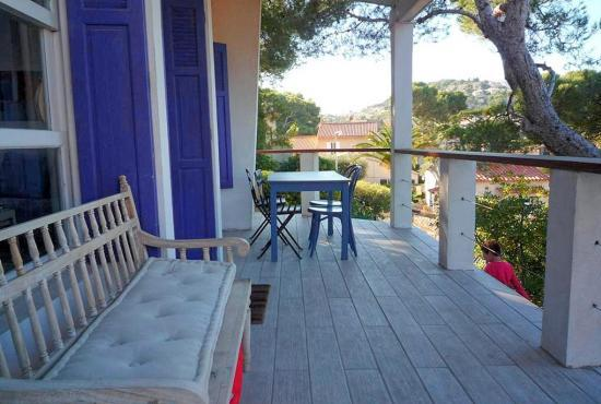 Holiday house in Saint-Cyr-sur-Mer, Provence-Côte d'Azur -