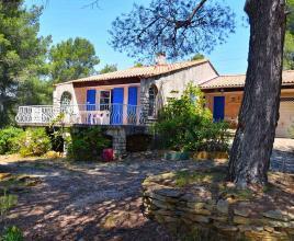 Vakantiehuis in Saint-Cyr-sur-Mer, in Provence-Côte d'Azur.