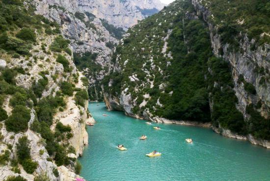 Vakantiehuis in Mons, Provence-Côte d'Azur - Gorges du Verdon
