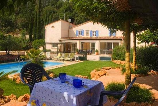Holiday house in Flassans-sur-Issole, Provence-Côte d'Azur -