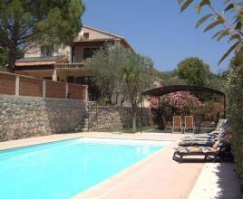 Villa con piscina in Provence-Côte d'Azur in Seillans (Francia)