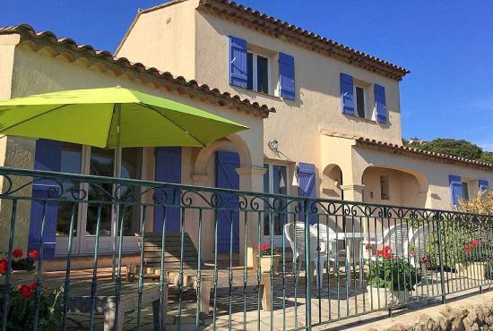 Ferienhaus in  Les Issambres, Provence-Côte d'Azur -