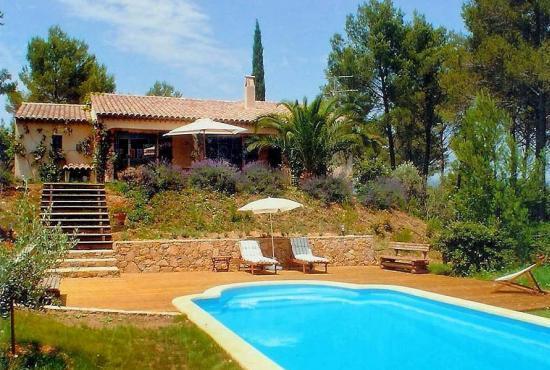 Ferienhaus in  Flayosc, Provence-Côte d'Azur -