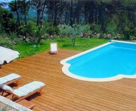 Vakantiehuis in Flayosc met zwembad, in Provence-Côte d'Azur.
