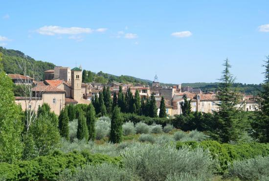 Vakantiehuis in Fox-Amphoux, Provence-Côte d'Azur - Aups